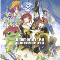 PSVita Digimon Story Cyber Sleuth