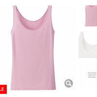 Original Uniqlo Women AIRism Sleeveless Top-Shirt