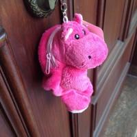 Gantungan Kunci Boneka Nici Hippo