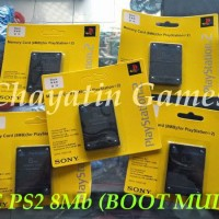 MC PS2 8Mb (BOOT MULTI)