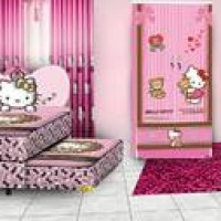 Bedroom Set Clarity Kids Bed Room CK-08 Hello Kitty Kamar Tidur Anak