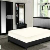 Bedroom Set Clarity Reguler Single Bed Room CR-05 Set Kamar Tidur