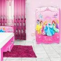 Bedroom Set Clarity Kids Bed Room CK-01 Princess Kamar Tidur Anak