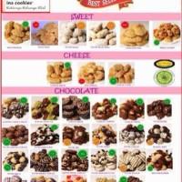 Kue Kering Ina Cookies 500 gram