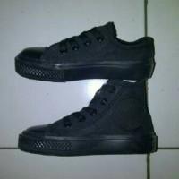 supplier sepatu converse anak paling murah full black