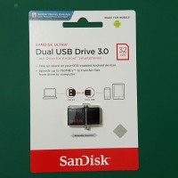 Flash Disk Sandisk OTG USB 3.0 - 32GB