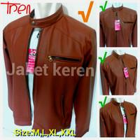 Jual HARGA PROMO...!!! Jaket kulit sintetis asli Garut JK-16 Murah