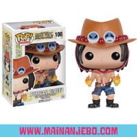 Funko Pop One Piece - Portgas D Ace