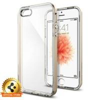 Original Spigen Neo Hybrid Crystal Case Iphone SE / 5s Gold