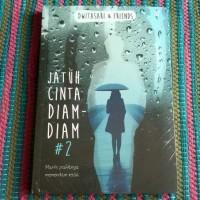 harga JATUH CINTA DIAM-DIAM 2 Tokopedia.com