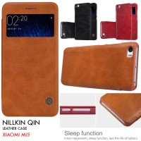 harga Nillkin Qin Leather Case Xiaomi Mi5 Tokopedia.com