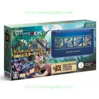 New Nintendo 3DS LL [Monster Hunter Cross Starter Pack]