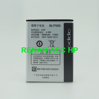 Battery Baterai Batre Original 100% Oppo mirror 3 BLP 589