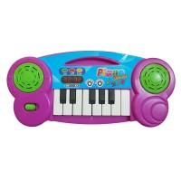 Ocean Toy Mini Piano Elektrik Mainan Anak OCT298 - Ungu