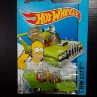 |820| The Homer Hot Wheels