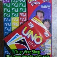 UNO Stacko (UNO Balok) + Kartu UNO Card (Paket Lengkap & Murah)