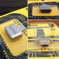 harga Remax Otg Usb On The Go Micro Usb To Usb Host Gold Smartphone Android Tokopedia.com