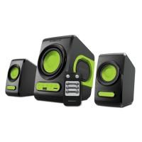 Sonicgear Quatro V-Green (Hijau) Best Buy