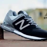 Sepatu casual santai pria New Balance NB 574 grade original