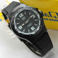 JAM TANGAN Q&Q VP58 anti air qq vp-58 analog termurah original garansi