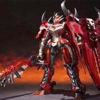 Chogokin Monster Hunter G Class Transformation Liolaeus