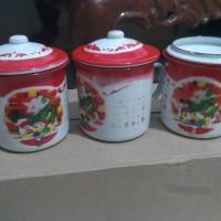 harga gelas jadul enamel si engkong Tokopedia.com