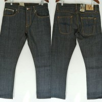 Nudie Jeans Grim Tim Dry Open Selvage