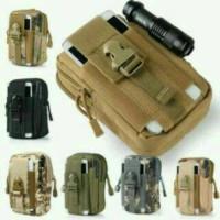 tas pinggang import 1188/aksesoris gadget/sarung hp/tas army