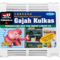 Gajah Kulkas Refrigerator Deodorant / Penghilang Bau Lemari Es Gajah