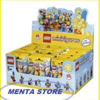 LEGO Minifigures # 71009 Series 2 Box The Simpsons 60 Random Figure