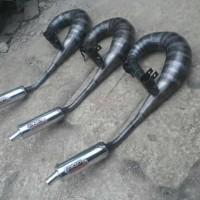 harga knalpot racing vespa c5 panjang PRP Tokopedia.com