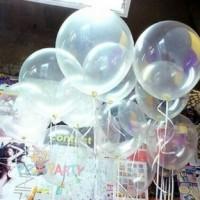 balon transparant murah