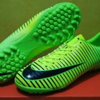 sepatu futsal nike mercurial vapor XI hijau turf grade ori import