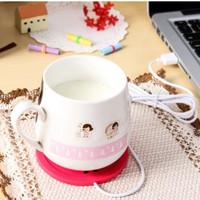 Jual USB pad warmer coffe, pemanas kopi teh Murah