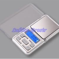 Jual Timbangan Emas Elektronik Akurasi 0,1 Gram / Digital Jewelry Scale Murah