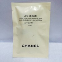Sample Chanel Les Beiges All In One Healthy Glow Cream SPF 30 2.5ml