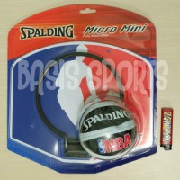 harga RING BASKET MAINAN/MINI SPALDING MICRO MINI SET Tokopedia.com