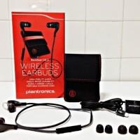 harga PLANTRONICS WIRELESS STEREO BACKBEAT GO 2+ CHARGING CASE-BLACK ORI Tokopedia.com