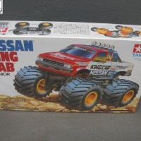 [Section Toys] tamiya 4wd nissan king cab junior