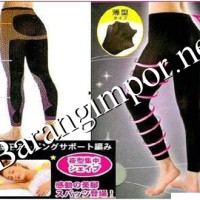 SLIMMING NIGHT Legging /Slimming/Slim/Langsing/Alat Pelangsing/Yoga