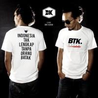 BATAK KAOS (BKETHNIC) | INDONESI TIDAK LENGKAP TANPA ORANG BATAK
