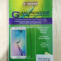Tempered Glass V-Green - Smartfren Andromax T