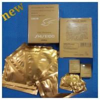 Shiseido Gold BOX / Naturgo Gold 24K / Naturgo Mask / Masker Mas