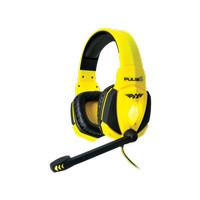 Armaggeddon Pulse 5 Gaming Headset - Black Yellow
