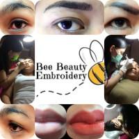 Sulam Alis 6D , Sulam eyeliner , sulam bibir