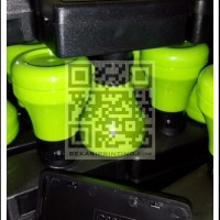 CB2255x | Gagang Stempel Flash / Instan / Warna | Kotak 22 x 55