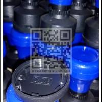 CBO28x | Gagang Stempel Flash / Instan / Warna | Bulat 28 mm