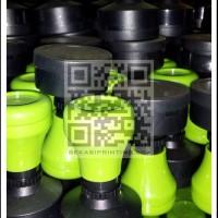 CBO35x | Gagang Stempel Flash / Instan / Warna | Bulat 35 mm