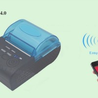 Mini Printer Thermal Bluetooth bisa hp | Printer Kecil struk Kasir