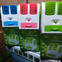 harga Double Window Air Cooler / Kipas Angin Meja / Duduk / USB Tokopedia.com